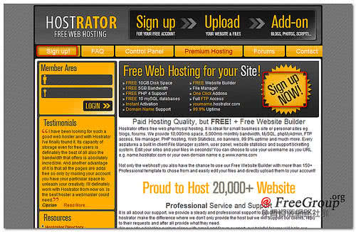 Hostrator